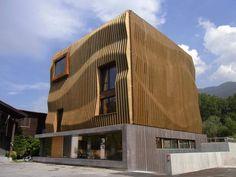 La nuova sede certificata in mostra durante Klimahouse   Rugiada Point
