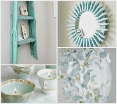 Things what I like the most - diy i inspiracje w turkusie