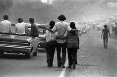 Woodstock ou l'apogée du mouvement Hippie