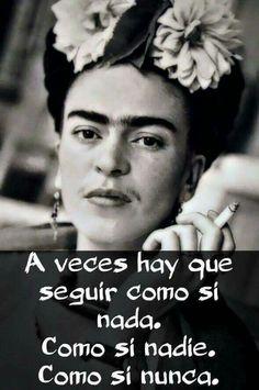 Prayer Quotes, Me Quotes, Frida Quotes, Filter Quotes, Health Icon, Frida Art, Spanish Woman, Quotes En Espanol, Little Bit