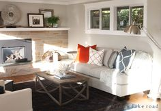 The Design Process & Sources for the Mid-Century Remodel - Meadow Lake Road