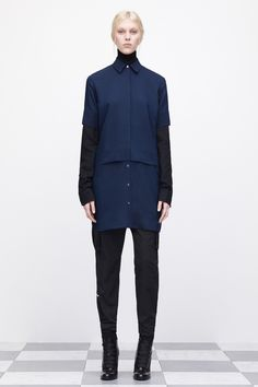 Fall 2013 Ready-to-Wear  T by Alexander Wang
