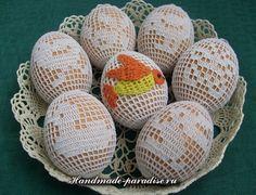 Dziś o pięknych filetowych jajach. Na wstępie pragnę wspomnieć, że nie jestem, nie czuję się specjalistką w tej dziedzinie, nie ja też wpadł...