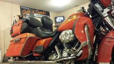 Jeff & Candi's Harley Bar