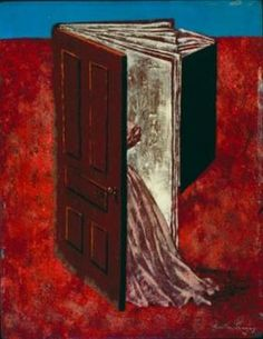 Portefeuille (Pocketbook) - Dorothea Tanning 1946