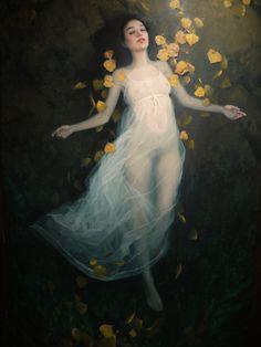 OPHELIA by JEREMY LIPKING