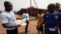 08/20/2014 - Liberia's Ebola clampdown turns violent as Asia fears new cases.