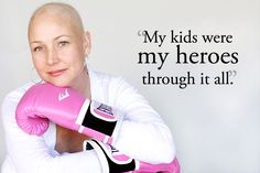 inspirational stories from breast cancer survivors...