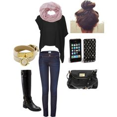 Casual outfit!!