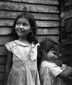 1942: Utuado, Puerto Rico (Jack Delano, Farm Security Administration).