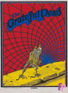 Headshop Poster Circa 1967
