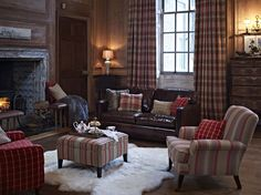 New for January '15 our Highlands collection. Evoking warm stables, woolly jumpers and crackling log fires through its traditional tartan, twills and tweeds. www.prestigious.co.uk/collections/highlands