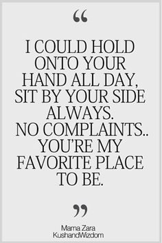 #nocomplaints #myfavoriteplace
