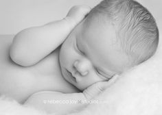 Newborn photography tutorial