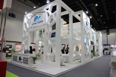 ALPHA Tours - #ArabianTravelMarket 2014 - Foucsdirect exhibition stand contractors recent projects