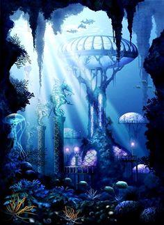 mermaid world how to call koi
