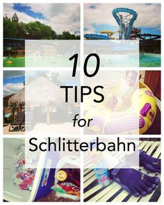 10 Tips for a Great Time at Schlitterbahn in New Braunfels, Texas.