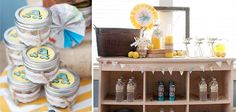 Hostess with the Mostess -- awesome shower ideas