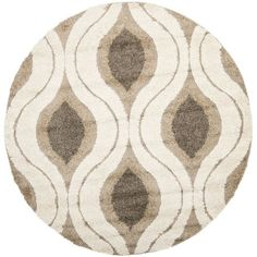 Bailey Shag Rug - the pattern!!!