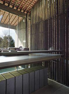 RCR arquitectes, Eugeni Pons · Entremuros House · Divisare
