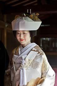 Abito da sposa Giapponese
