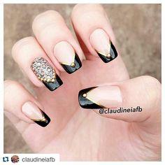 """❤️❤️❤️❤️❤️❤️❤️❤️❤️ Unhas @isahdevecchi  Manicure @claudineiafb Películas @gizpeliculas"" Photo taken by @meu_esmalte_favorito on Instagram, pinned via the InstaPin iOS App! http://www.instapinapp.com (11/17/2015)"