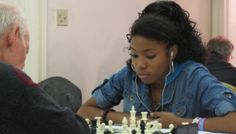 Rochelle Ballantyne, 17, of Brooklyn is taking the chess world by storm. She is on the verge of becoming the first African-American female chess master and her journey has been documented in the film, Brooklyn Castle. Brooklyn Castle tells the stories of five members of the chess team at I.S. 318 middle school in Brooklyn.