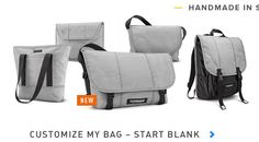Customize Your Bag - Start Blank