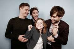 Holliday Grainger, Sam Claflin, Max Irons, Douglas Booth, The Riot Club