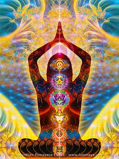 Cosmic Bodies - Official page of Visionary Artist PUMAYANA