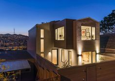 Four levels of brand-new luxury in Bernal Heights - San Francisco Chronicle