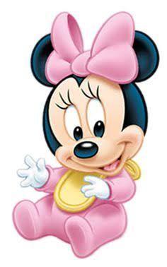 Resultado de imagen para minnie mouse bebe