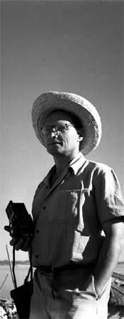 Pierre Edouard Leopold Verger, alias Fatumbi or Fátúmbí (Paris, November 4, 1902; Salvador, Brazil, February 11, 1996) Photographer, Ethnographer, and Babalawo (Yoruba priest of Ifa)