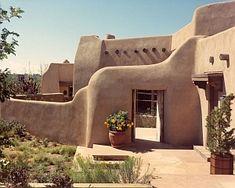 Desert style houses