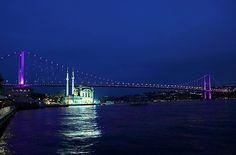 Bogazici Koprusu  Istanbul, Turkey