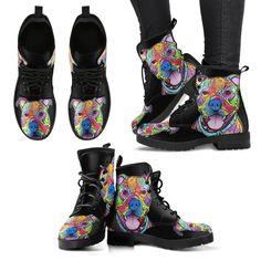 Allten Womens Scarlet Wanda Black Ankle Platform Boots Shoes Halloween Cosplay Costume