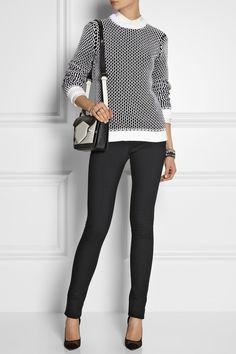Frame Denim Forever Karlie mid-rise skinny jeans NET-A-PORTER.COM