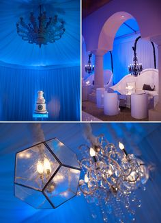 Black and White Wedding ideas - Decor options