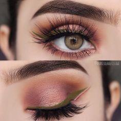 20 Top Gorgeous Makeup Inspirations of 2018