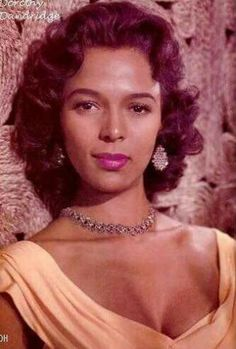 May 2020 - Actresses from the Golden Age of Entertainment 1900 - 1960 *. See more ideas about Actresses, Old hollywood and Hollywood. Dorothy Dandridge, Hollywood Glamour, Old Hollywood, Vintage Black Glamour, Vintage Beauty, Timeless Beauty, Classic Beauty, Black Beauty, Iconic Beauty