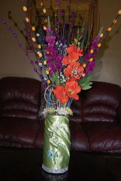 Spring time vase