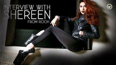 Model Shereen (Rooh) Interview... Bohemia dating rumors?