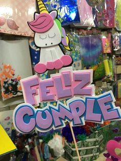 En tendencia en Bricolaje y manualidades esta semana - yelilugo87@gmail.com - Gmail Foam Crafts, Diy And Crafts, Paper Crafts, Unicorn Birthday, Unicorn Party, Happy Birthday Printable, Ideas Para Fiestas, Happy B Day, Ms Gs