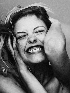 """The French know the deal — their phrase for gap teeth is """"dents du bonheur,"""" literally translating to """"lucky teeth."""""""