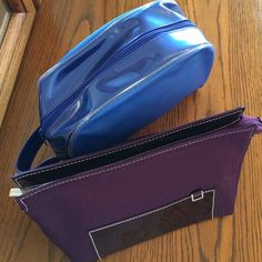 💥SALE💥2 Cosmetic Bags Never used, perfect condition Bags Cosmetic Bags & Cases