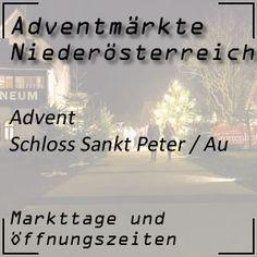 viele Adventmärkte finden am ersten Adventwochenende statt wie auch der Schloss Advent in Sankt Peter/Au in #niederösterreich #mostviertel #adventmarkt Advent, Cards Against Humanity, November, Pony Rides, Special Events, Interesting Facts, November Born