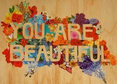 You are beautiful, colour your life. Sisterhood ️Hillsong