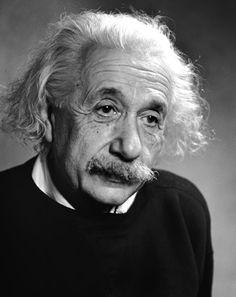 1946, Albert Einstein, photo by Fred Stein