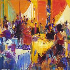 'High Society' by Peter Graham Ii