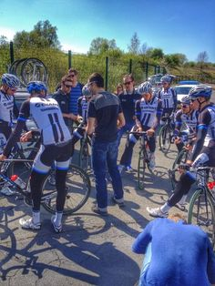 Start of the recce of Paris Roubaix with @tgiantshimano #rideshimano pic.twitter.com/OnOczuxFPV